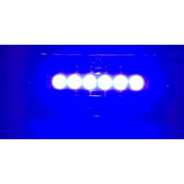 6x3 Sualtı aydınlatma (dikdörgen)