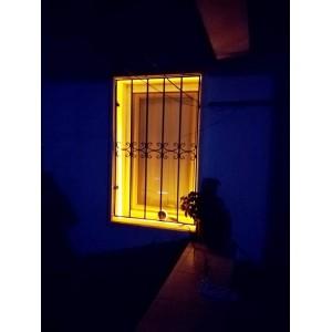 Wallwasher pencere cizgi lazer led