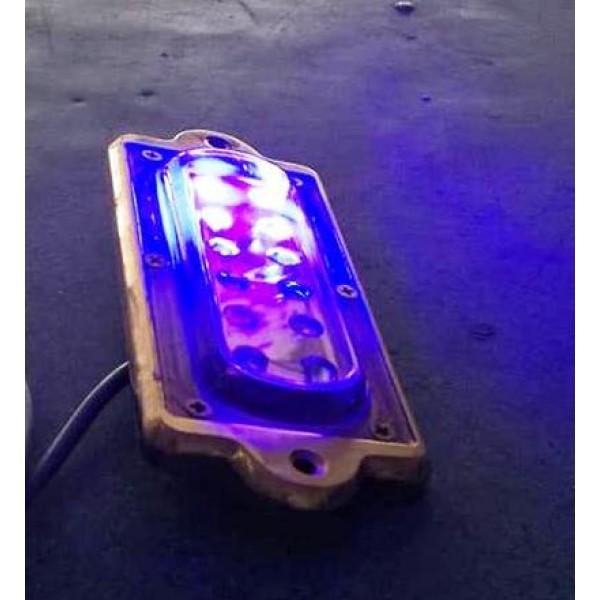 RGB su altı aydınlatma